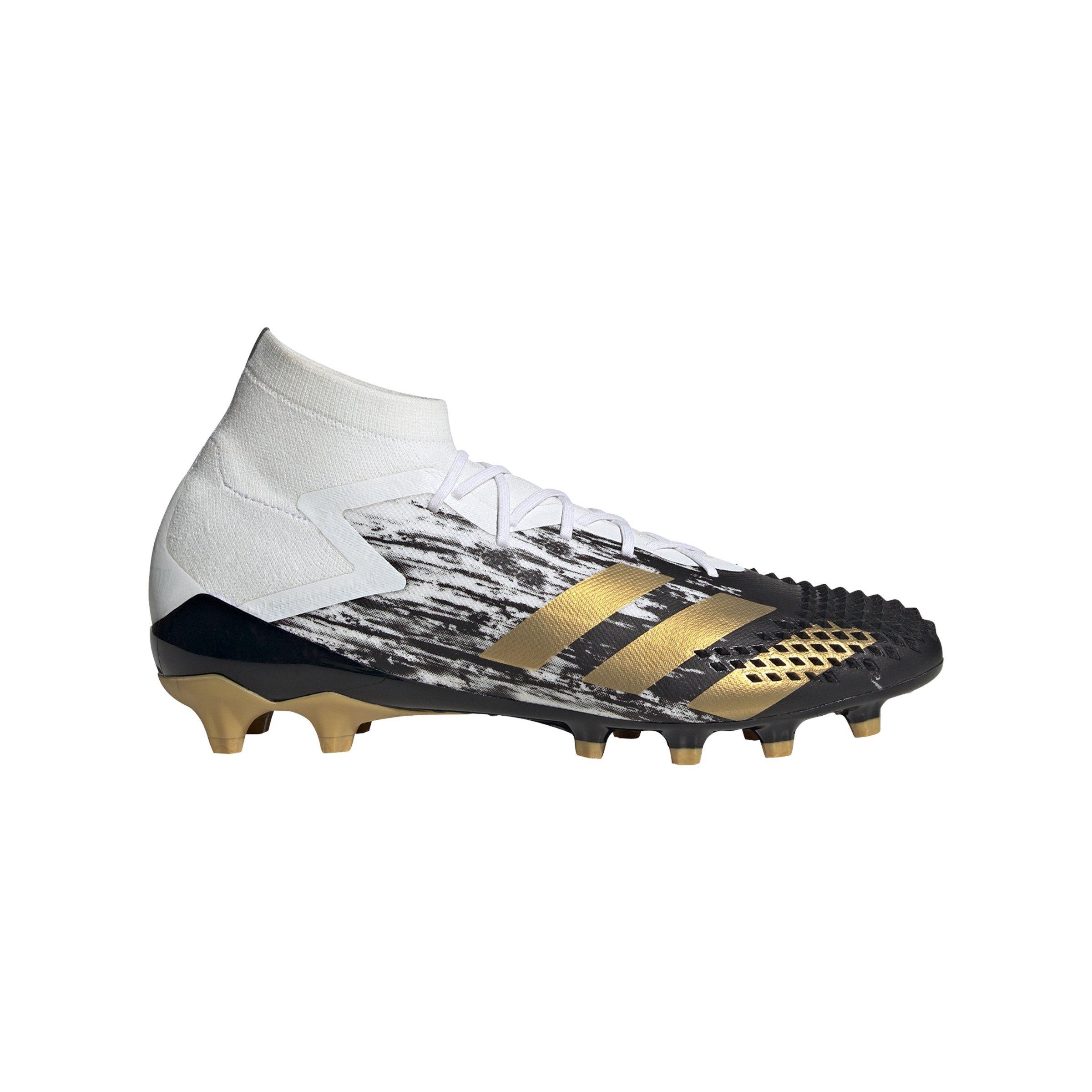 adidas Predator Inflight 20.1 AG Weiss Gold - weiss
