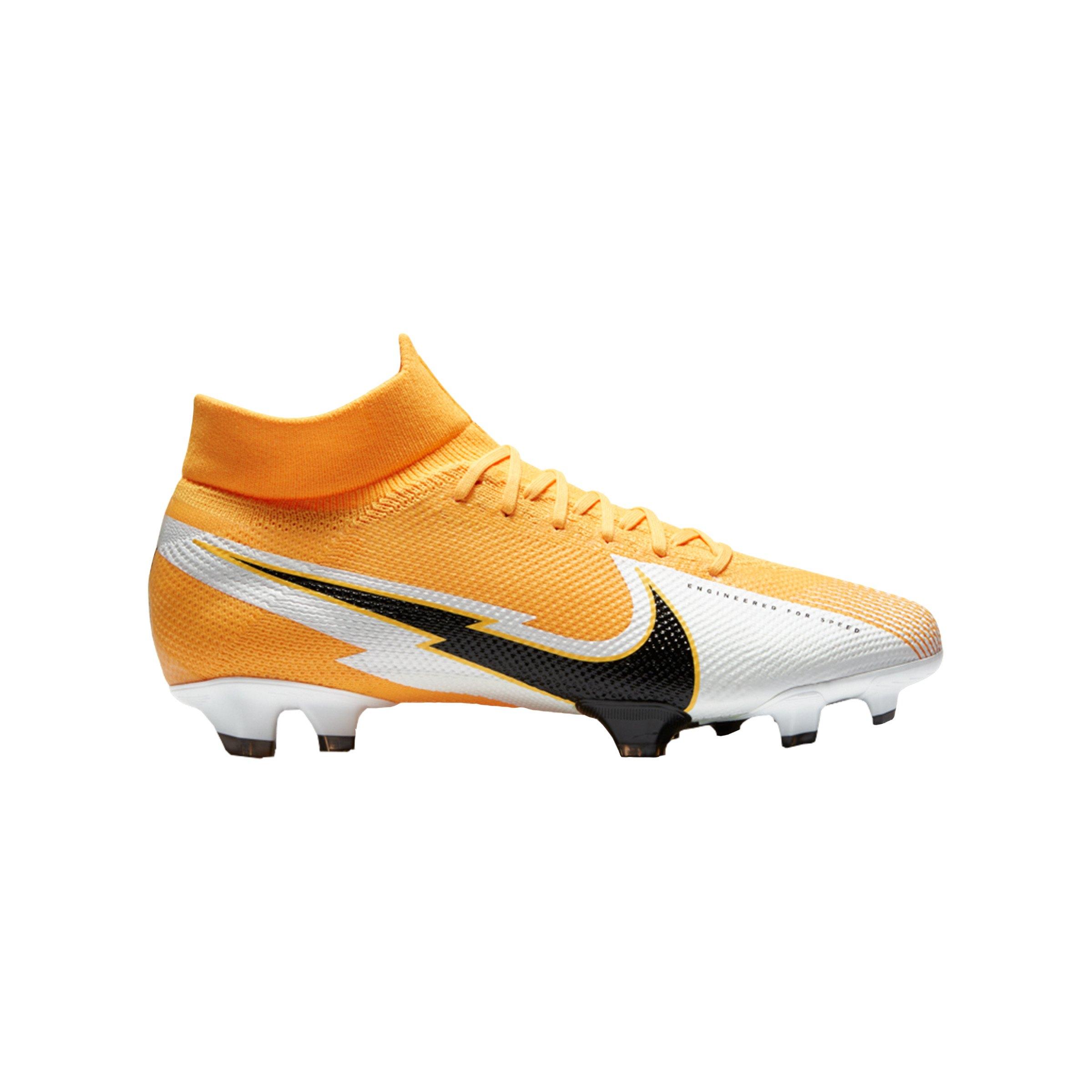 Nike Mercurial Superfly VII Pro FG Orange F801 - orange