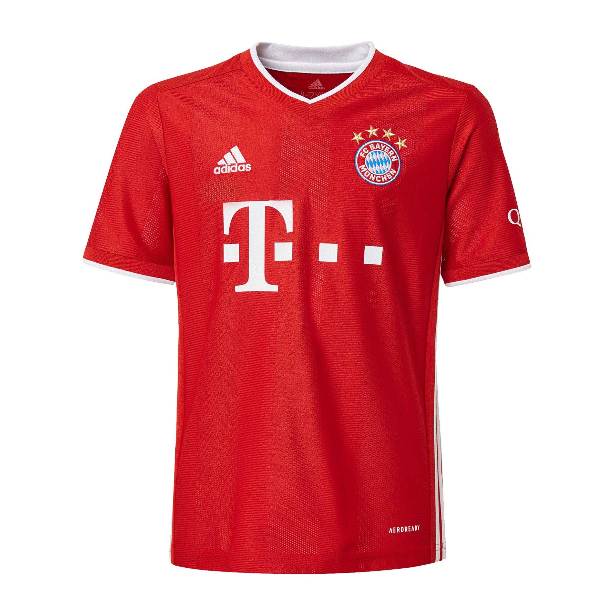 Neue Bayern Trikot 2021