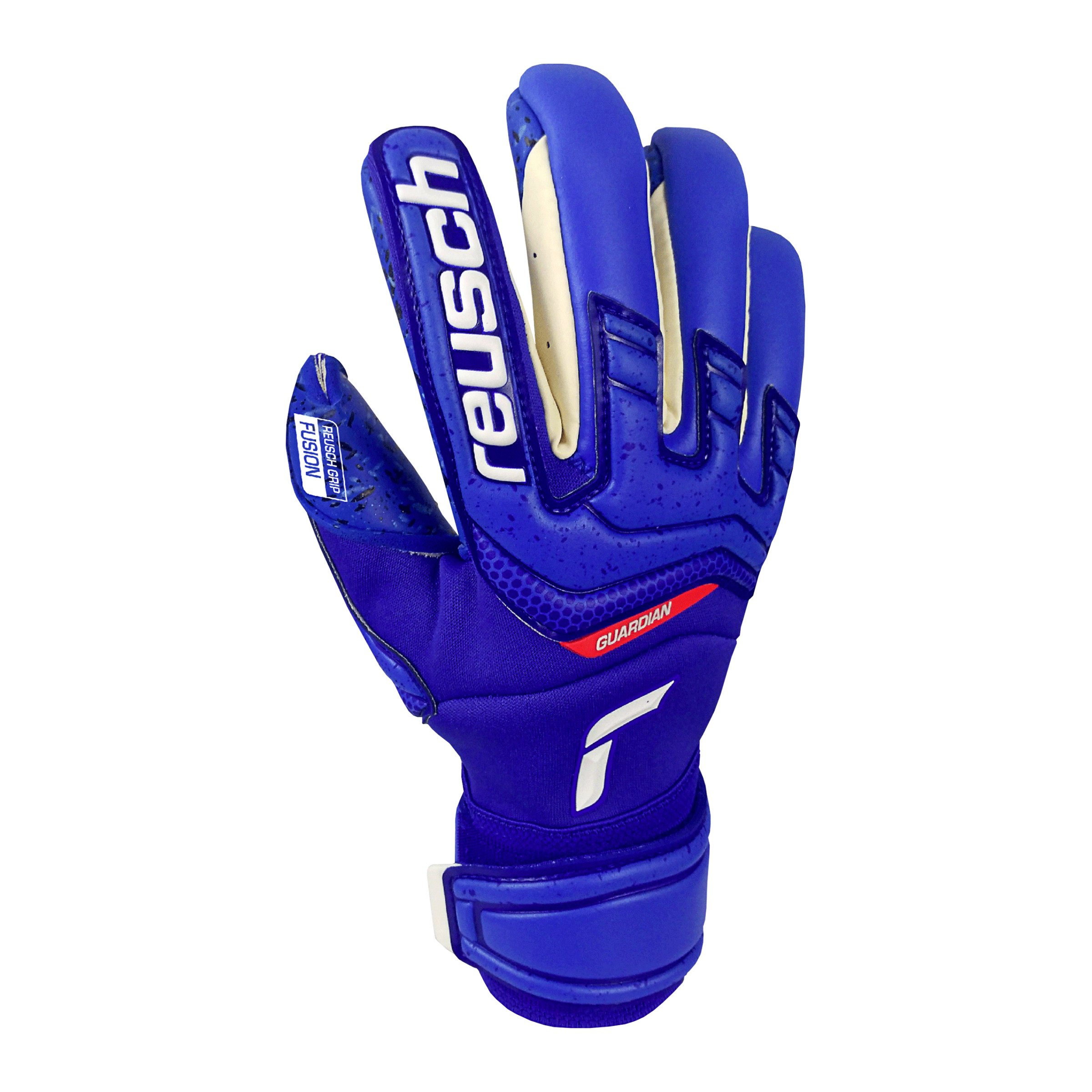 Reusch Attrakt Fusion Guardian TW-Handschuh F4010 - blau