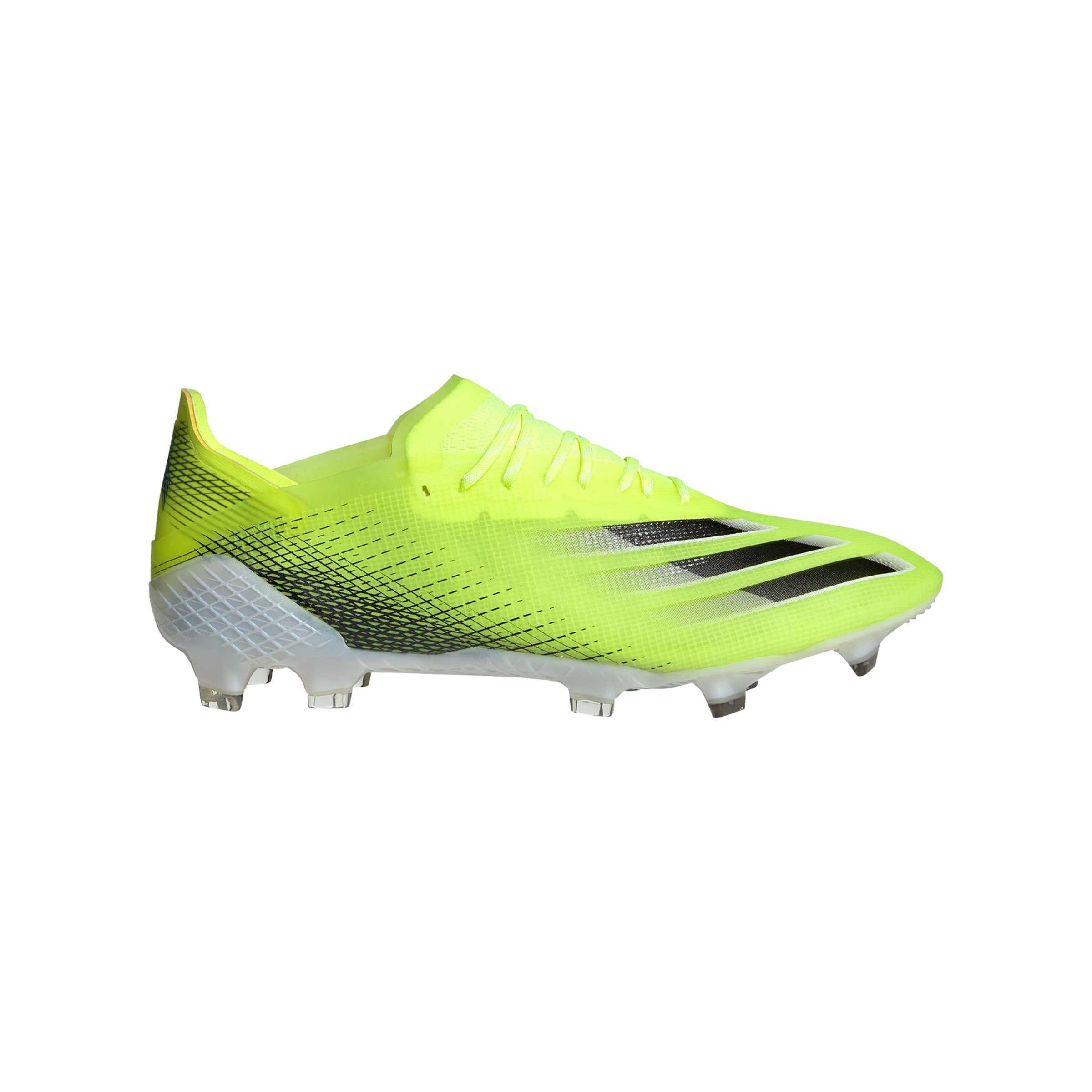 adidas X GHOSTED.1 FG Gelb Schwarz - gelb