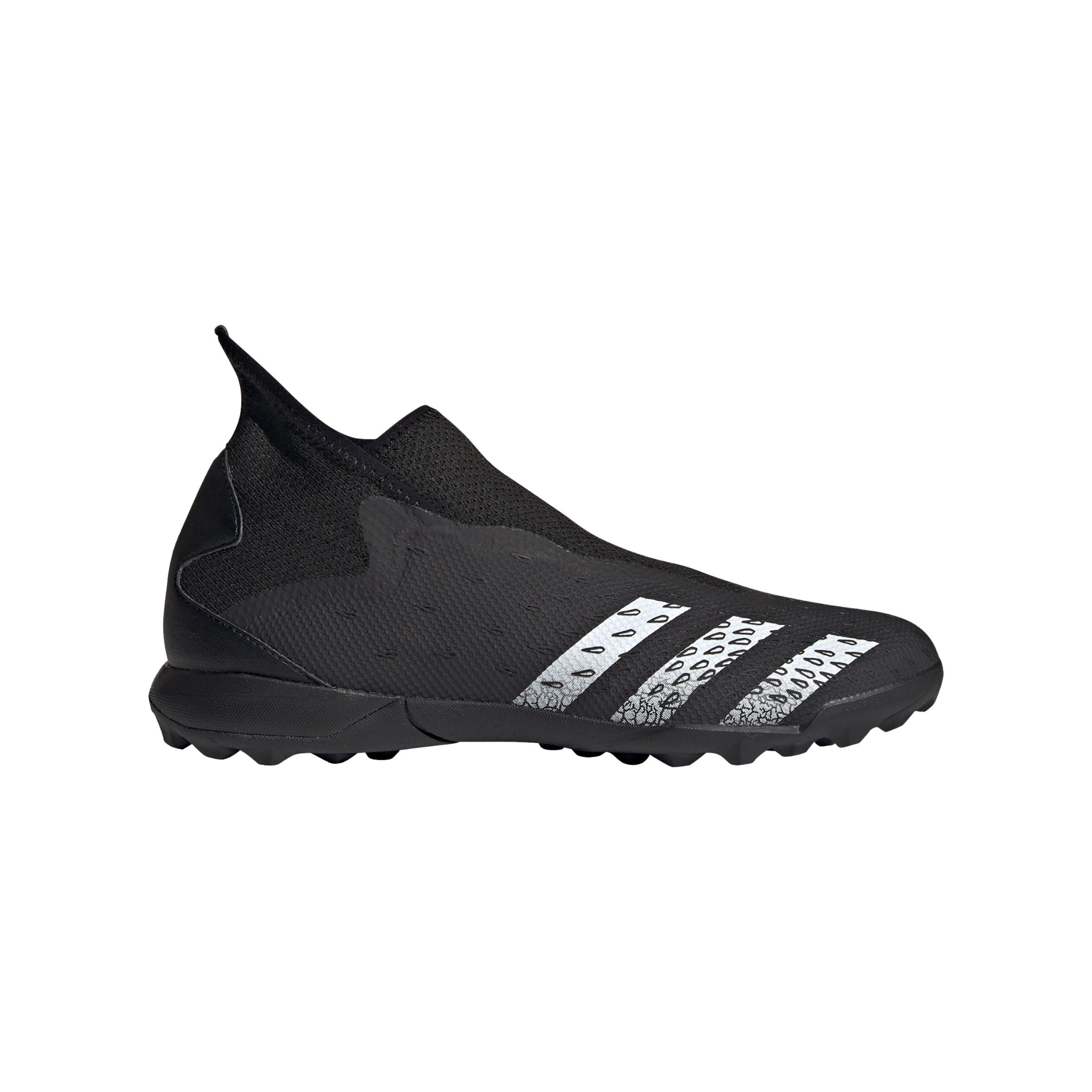 adidas Predator FREAK.3 LL TF Schwarz Weiss - schwarz