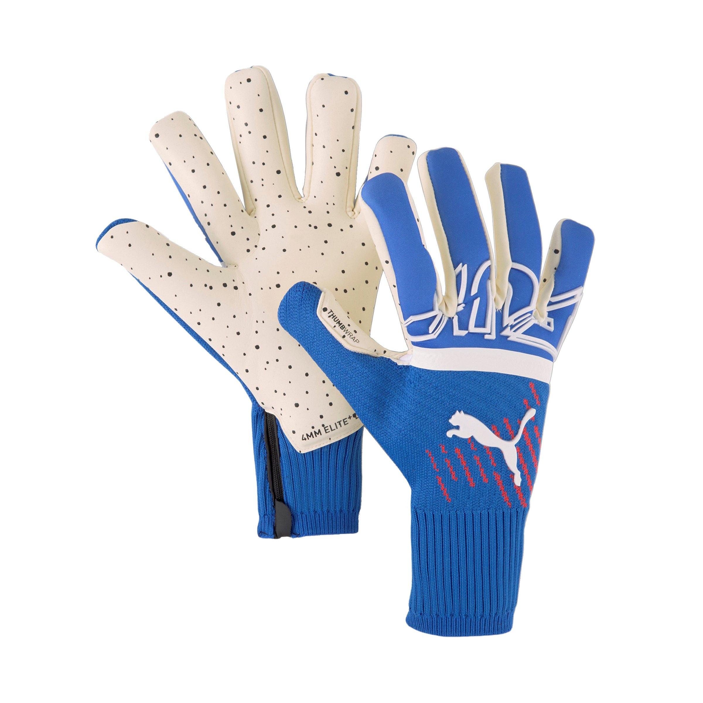 PUMA FUTURE Z Grip Hybrid TW-Handschuh Blau F04 - blau