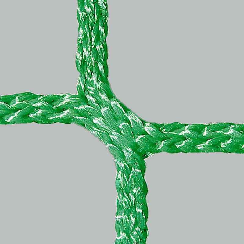 Tornetze 7,5 x 2,5 m, 2,0 m obere und untere Tiefe | grün - Gruen