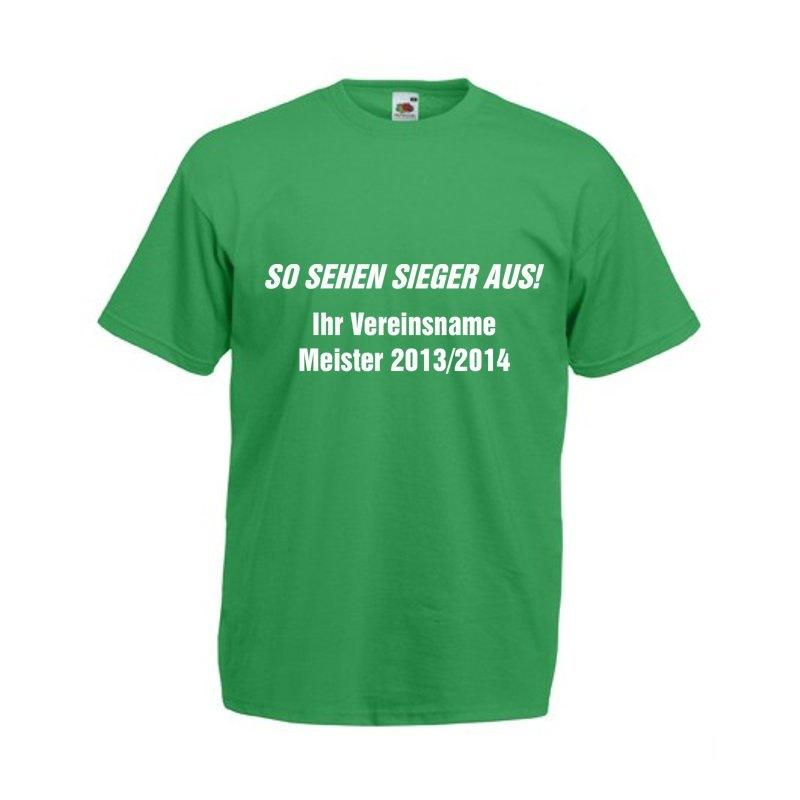Vereinsexpress Meister T Shirt
