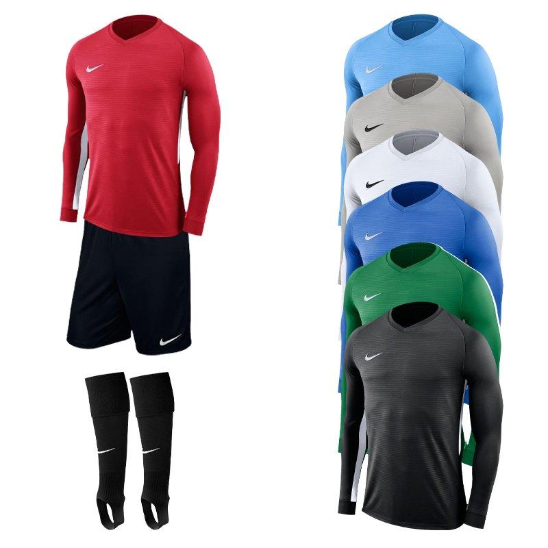 Nike Trikotsatz Tiempo Premier langarm -