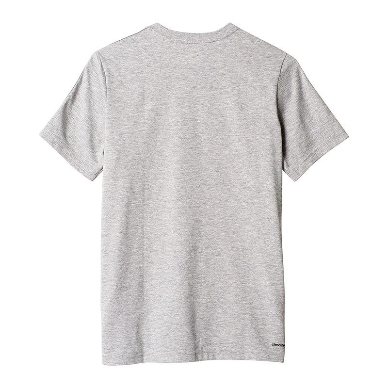 adidas t-shirt grau