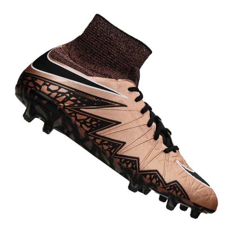 nike fu ballschuhe hypervenom phantom ii fg bronze firm. Black Bedroom Furniture Sets. Home Design Ideas