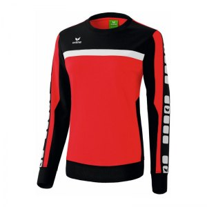 erima-5-cubes-sweatshirt-pullover-wmns-frauen-tailliert-rot-schwarz-107567.jpg