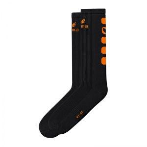 erima-5-cubes-socke-lang-erwachsene-herren-maenner-man-trainingssocken-strumpfware-schwarz-orange-618506.jpg