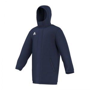 79c949e8e7de70 adidas-core-15-stadionjacke-kapuzenjacke-jacke-wetterfest-teamwear-