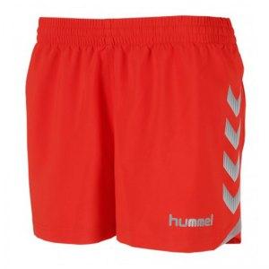 hummel-tech-2-poly-short-hose-kurz-teamsport-vereine-mannschaften-frauen-damen-women-rot-f3015-10-806.png