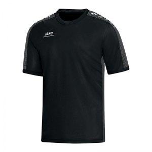 jako-striker-shirt-herren-teamsport-ausruestung-t-shirt-f08-schwarz-grau-6116.jpg