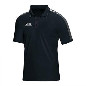 jako-striker-poloshirt-teamsport-ausruestung-t-shirt-f08-schwarz-grau-6316.jpg