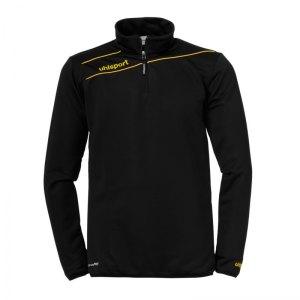 uhlsport-stream-3-0-14-zip-top-schwarz-gelb-f05-teamsport-pullover-longsleeve-herren-1002093.jpg