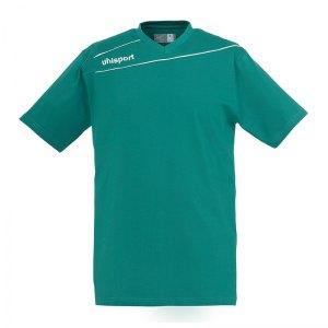 uhlsport-stream-3-0-baumwoll-t-shirt-tuerkis-f08-teamsport-mannschaft-training-fitness-1002096.png