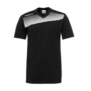 uhlsport-liga-2-0-trainingsshirt-schwarz-weiss-f02-kurzarm-top-shortsleeve-teamsport-vereine-mannschaften-men-herren-1002137.png