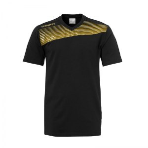 uhlsport-liga-2-0-trainingsshirt-schwarz-gold-f03-kurzarm-top-shortsleeve-teamsport-vereine-mannschaften-men-herren-1002137.jpg