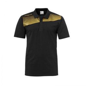 uhlsport-liga-2-0-poloshirt-schwarz-gold-f03-polo-kurzarm-shirt-top-mannschaften-teamsport-vereine-men-herren-1002138.png