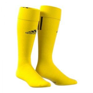 adidas-santos-3-stripes-stutzenstrumpf-gelb-sportkleidung-equipment-ausruestung-teamsportbedarf-freizeit-ausstattung-ao4076.png