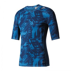 adidas-tech-fit-base-graphic-tee-t-shirt-blau-underwear-sport-team-training-bk1192.jpg
