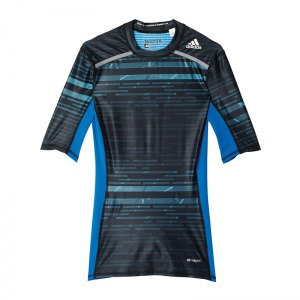 adidas-tech-fit-chill-tee-t-shirt-blau-underwear-sport-team-training-ay8364.jpg