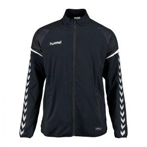hummel-authentic-charge-micro-jacke-schwarz-f2001-teamsport-sportbekleidung-herren-men-maenner-jacket-33551.png