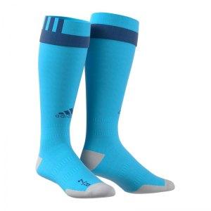 adidas-pro-sock-stutzenstrumpf-blau-sportbekleidung-strumpfstutzen-teamsport-az3757.png