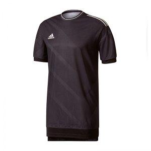 adidas-tanf-trainingshirt-schwarz-weiss-kurzarm-shortsleeve-trainingsbekleidung-sportbekleidung-br1519.png