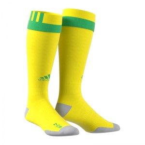 adidas-pro-sock-stutzenstrumpf-gelb-gruen-sportbekleidung-strumpfstutzen-teamsport-az3757.png