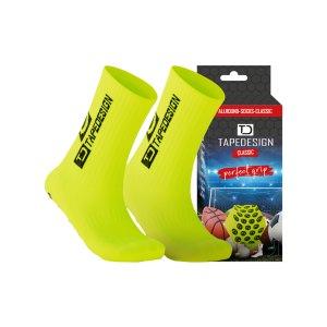 tapedesign-socks-socken-neongelb-f009-equipment-ausstattung-ausruestung-td009.png