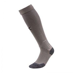 puma-liga-socks-stutzenstrumpf-grau-schwarz-f13-schutz-abwehr-stutzen-mannschaftssport-ballsportart-703438.png