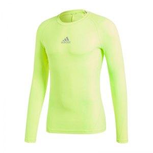 adidas-alphaskin-sport-shirt-longsleeve-gelb-underwear-sportkleidung-funktionsunterwaesche-equipment-ausstattung-cw9509.jpg