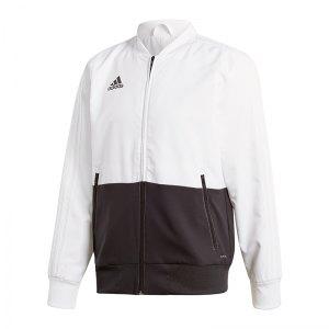 adidas-condivo-18-praesentationsjacke-weiss-schwarz-fussball-teamsport-football-soccer-verein-bq6631.jpg