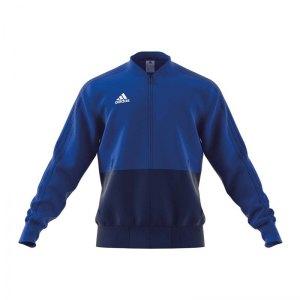 adidas-condivo-18-praesentationsjacke-blau-weiss-fussball-teamsport-football-soccer-verein-cf4309.png