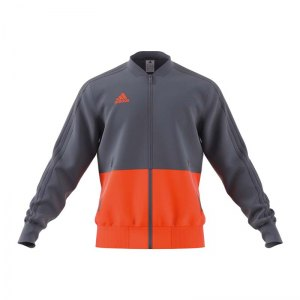 adidas-condivo-18-praesentationsjacke-grau-orange-fussball-teamsport-football-soccer-verein-cf4312.jpg