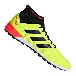 adidas Herren Predator Tango 18.3 Tr Fußballschuhe, SchwarzWeißRot