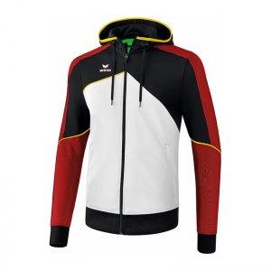 erima-premium-one-2-0-kapuzenjacke-weiss-rot-teamsport-vereinskleidung-mannschaftsausstattung-hoodyjacket-1071808.png