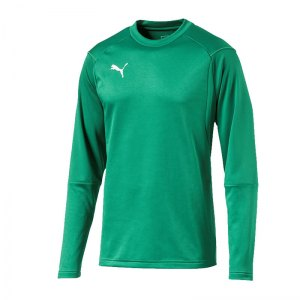 puma-liga-training-sweatshirt-gruen-f05-teampsort-mannschaft-ausruestung-655669.jpg