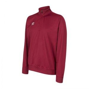 umbro-club-essential-1-2-zip-sweat-kids-rot-fncl-umjk0026-fussball-teamsport-textil-sweatshirts-pullover-sport-training-ausgeh-bekleidung.png