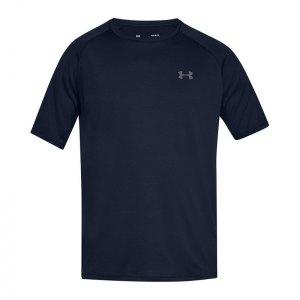 under-armour-tech-tee-t-shirt-blau-f408-fussball-textilien-t-shirts-1326413.png