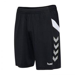 hummel-tech-move-poly-short-schwarz-f2001-fussball-teamsport-shorts-200008.png