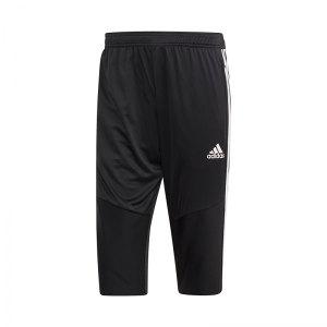 adidas-tiro-19-3-4-pant-schwarz-weiss-fussball-teamsport-textil-hosen-d95948.png