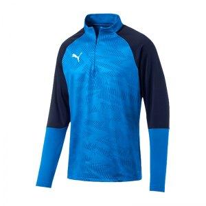 puma-cup-training-core-1-4-zip-top-blau-f02-fussball-teamsport-textil-sweatshirts-656018.png