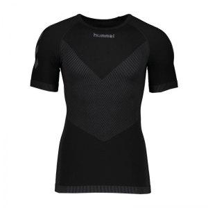 hummel-first-seamless-jersey-schwarz-f2001-fussball-teamsport-textil-t-shirts-202636.png