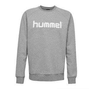 hummel-cotton-sweatshirt-grau-f2006-teamsport-fussballbekleidung-pullover-oberteil-203515.png