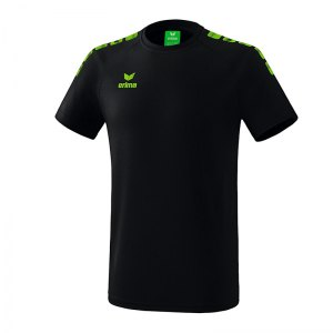 10124305-erima-essential-5-c-t-shirt-schwarz-gruen-2081939-fussball-teamsport-textil-t-shirts.png