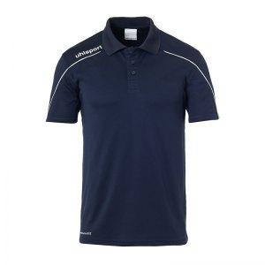 uhlsport-stream-22-poloshirt-blau-weiss-f12-fussball-teamsport-textil-poloshirts-1002204.jpg