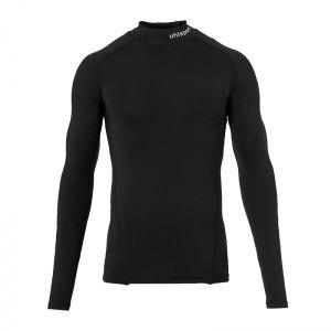 uhlsport-pro-baselayer-turtleneck-schwarz-f01-underwear-langarm-1003069.png