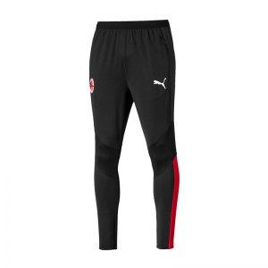 puma-ac-mailand-pant-jogginghose-schwarz-rot-f03-replicas-pants-international-756143.jpg